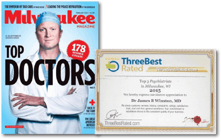 Dr James Winston - Top Milwaukee Psychiatrist
